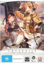 LAST EXILE - Fam, The Silver Wing : Collection 1 - Paul St Peter