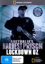 National Geographic : Australia's Hardest Prison - Lockdown Oz - Brendan Cowell