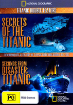 Secrets of the Titanic / Seconds from Disaster: Titanic : National Geographic - Dr Ballard