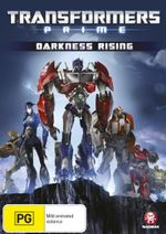Transformers : Prime - Darkness Rising (Volume 1) - Peter Cullen