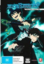 Blue Exorcist : Collection 2 (Eps 14-25)