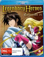 Legend of the Legendary Heroes : Collection 1 - Tomosa Murata