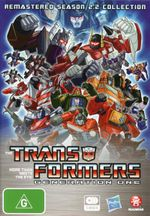Transformers Generation One : Remastered - Season 2.2 Collection - Dan Gilvezan