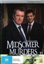Midsomer Murders : Season 11 - John Nettles