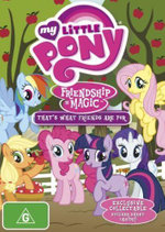 My Little Pony : Friendship is Magic - That's What Friends Are For! (Volume 2) with Sticker Sheet)