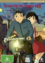 From up on Poppy Hill - Christina Hendricks