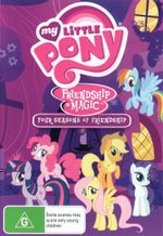 My Little Pony : Friendship is Magic - Four Seasons of Friendship - Andrea Libman