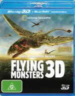 Flying Monsters 3D - Douglas A. Lawson