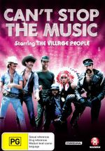 Cant Stop the Music - The Village People