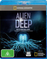 National Geographic : Alien Deep with Bob Ballard (2 Discs) - Stephanie Nebel