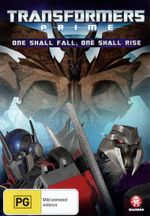 Transformers : Prime  - One Shall Fall, One Shall Rise (Volume 5) - Sumalee Montano