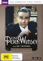 Lord Peter Wimsey : Series 1 - Ian Carmichael