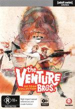 The Venture Bros. : Go Team Collection: Season 1 - 4 - Christopher McCulloch