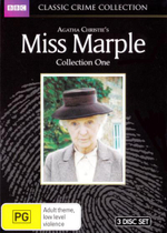 Agatha Christie's Miss Marple : Collection 1 (Limited Classics Crime Collection) (3 Discs) - Raymond Francis