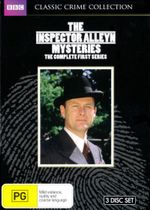 The Inspector Alleyn Mysteries : Season 1 (Limited Classics Crime Collection) (3 Discs) - William Simons