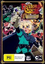 Deltora Quest : The Complete Series (Boxset) (8 Discs) - Yusaku Yara