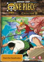 One Piece (Uncut) Collection 18 (S4 Eps 218-229) (2 Discs) - Kazuya Nakai