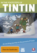 In the Footsteps of Tintin (2 Discs)