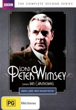 Lord Peter Wimsey : Series 2 - Ian Carmichael