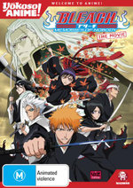 Bleach the Movie : Memories of Nobody - G.K. Bowes