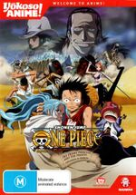 One Piece The Movie : Adventures In Alabasta (Yokoso Anime!) - Charles Baker