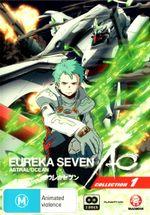 Eureka Seven Ao : (Astral Ocean) - Collection 1 - Tetsuo Goto