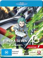 Eureka Seven Ao (Astral Ocean) : Collection 1 - Tetsuo Goto