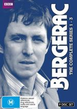 Bergerac : The Complete Series 1 - 3 - Mela White