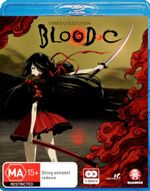 Blood-C : Series Collection (2 Discs) - Bill Jenkins