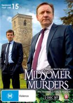 Midsomer Murders : Season 15 - Part 1 - Nick Thomas-Webster