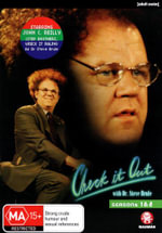 Check It Out! With Dr Steve Brule : Season 1 and 2 Collection - Carol Kraft
