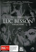 The Ultimate Luc Besson Collection (The Last Battle/Subway/The Big Blue/La Femme Nikita/Atlantis/Leon : The Professional/The Fifth Element) (8 Discs) - Isabelle Adjani