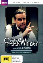Lord Peter Wimsey : Series 3 - Robert Tronson