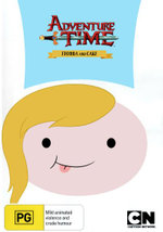 Adventure Time : Collection 4 - Fionna And Cake - Madeleine Martin
