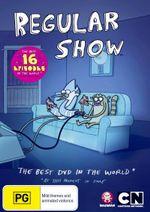 Regular Show : The Best DVD in the World - J.G. Quintel