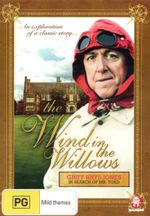 The Wind in the Willows : Griff Rhys Jones in Search of Mr Toad - Griff Rhys Jones