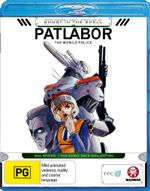 Patlabor : The Mobile Police Ova Series 1 The Early Days Collection - Yo Inoue