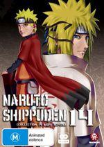 Naruto Shippuden : Collection 14 (Eps 167-179) - Junko Takeuchi