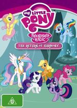 My Little Pony - Friendship is Magic : The Return of Harmony (Season 2 - Episodes 1 - 5) - Andrea Libman