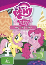 My Little Pony : Friendship Is Magic (Season 2, Volume 2) - Parties and Pets - Andrea Libman