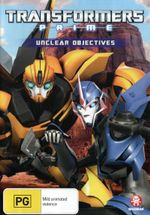 Transformers : Prime - Unclear Objectives - Sumalee Montano