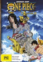 One Piece (Uncut) Collection 21 (Season 4 Eps 253-263) - Laurent Vernin