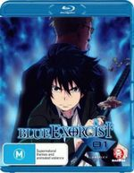 Blue Exorcist : Volume 1 (Bilingual Edition) - Tobias Diakow