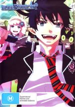 Blue Exorcist : Volume 1 (Bilingual Edition) W/ Limited Collector's Box - Kana Hanazawa