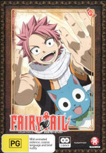 Fairy Tail : Collection 5 (S2 Ep 49-60) - Stephen Hoff