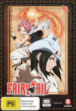 Fairy Tail : Collection 6 - Season 2 Episodes 61 - 72 - Stephen Hoff