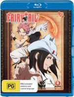 Fairy Tail : Collection 6 Season 2 (Episodes 61 - 72) - Not Specified