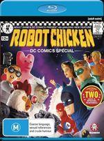 Robot Chicken : DC Comics Special - Abraham Benrubi
