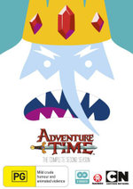 Adventure Time : Season 2 - Hynden Walch