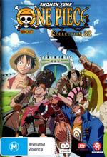 One Piece (Uncut) Collection 22 (S5 Eps 264-275) - Laurent Vernin